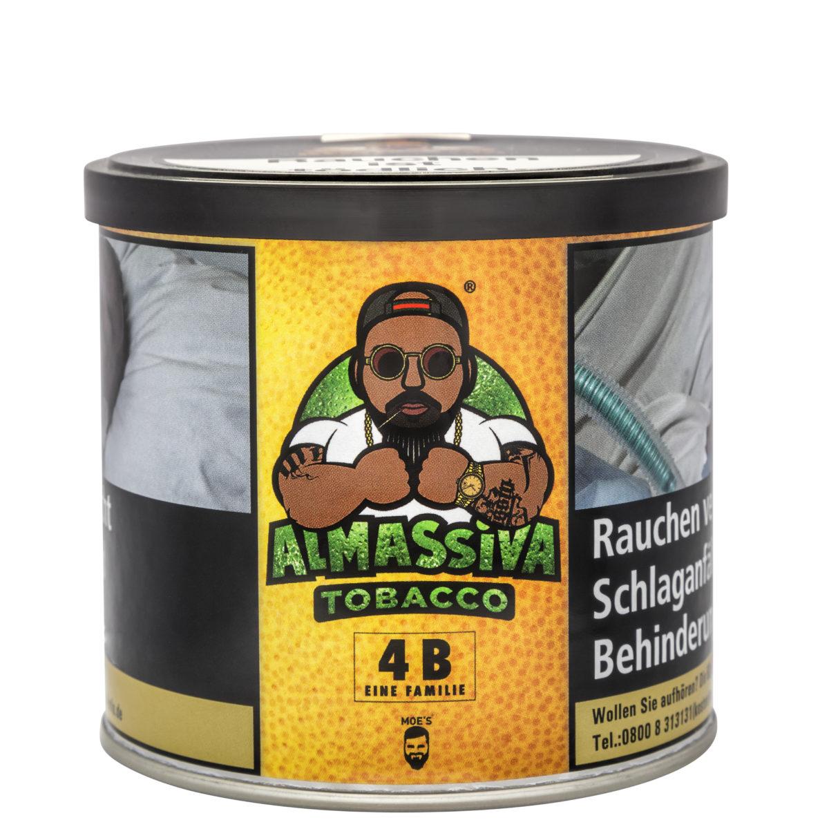 ALMASSIVA Tobacco - 4B