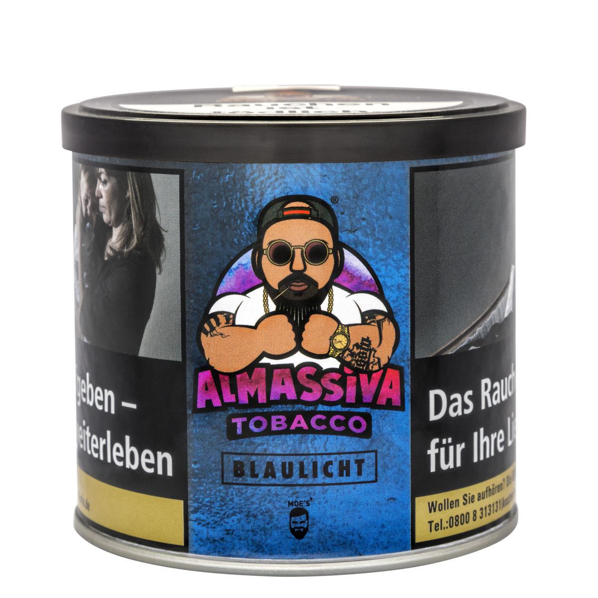 ALMASSIVA Tobacco - Blaulicht