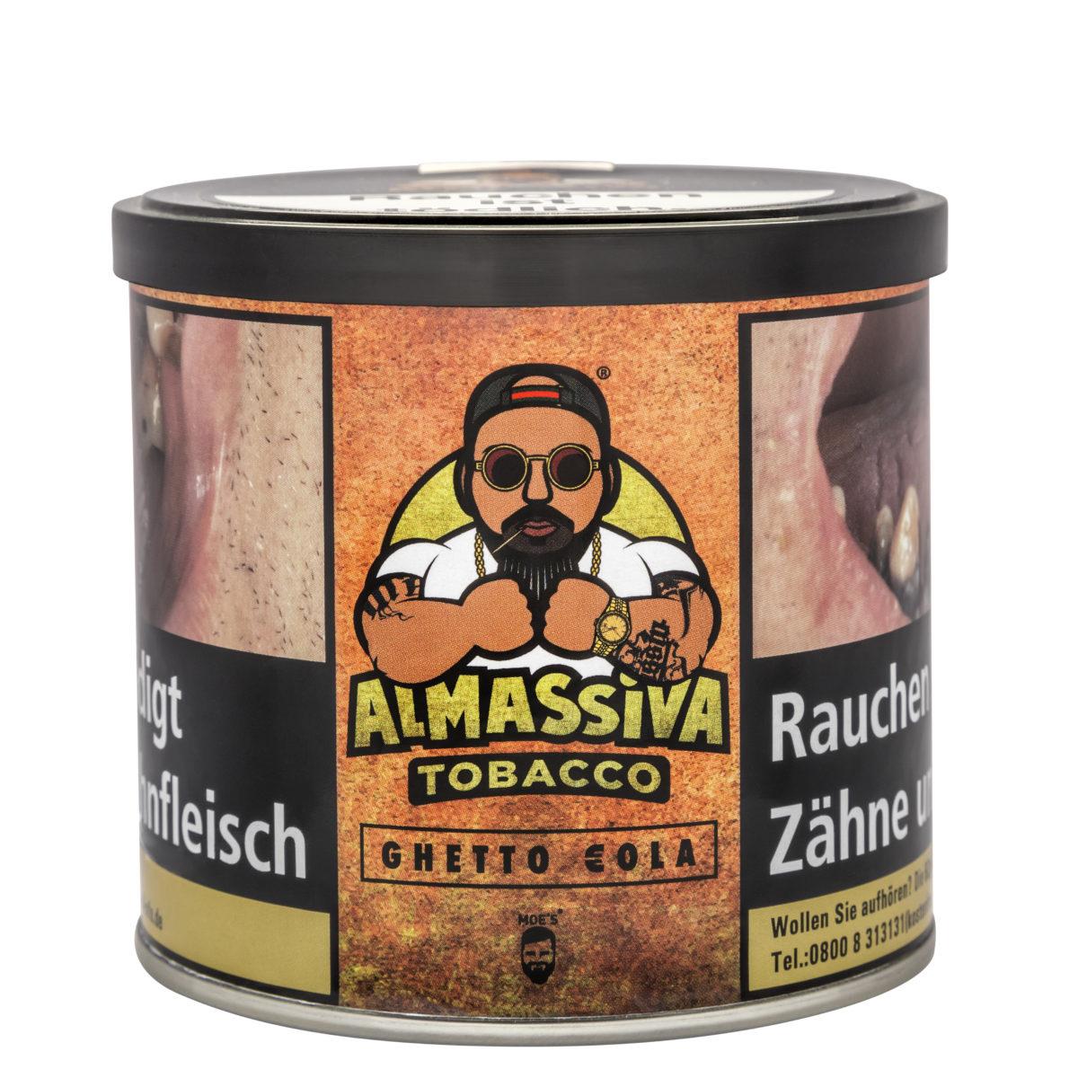 ALMASSIVA Tobacco - Ghetto Cola