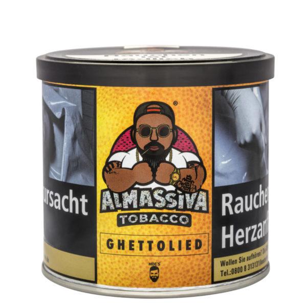 ALMASSIVA Tobacco - Ghettolied
