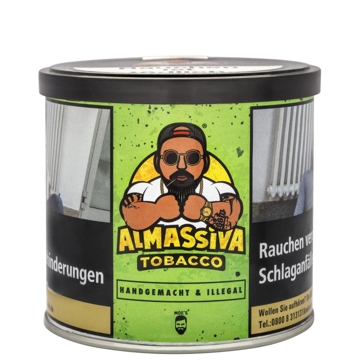 ALMASSIVA Tobacco - Handgemacht & Illegal
