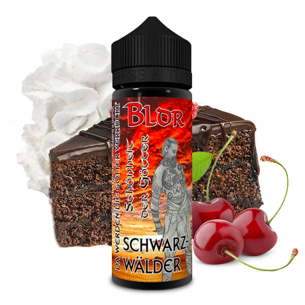 Lädla Juice - Baldur - Gott der Schönheit Aroma
