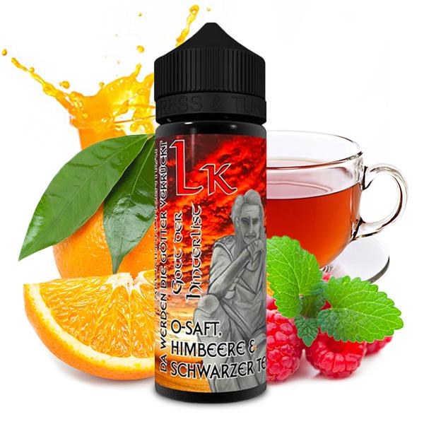 Lädla Juice - Loki - Gott der Hinterlist Aroma