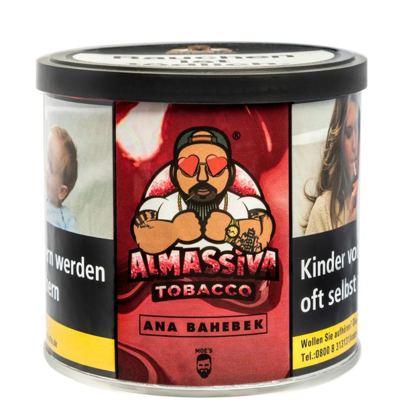 ALMASSIVA Tobacco - Ana Bahebak